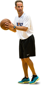 Impact Basketball's Joe Abunassar