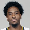 INDIANAPOLIS, IN - SEPTEMBER 26:   Rakeem Christmas #25 of the Indiana Pacers poses for a portrait during 2016 Media Day at Bankers Life Fieldhouse on September 26, 2016 in Indianapolis, Indiana. NOTE TO USER: User expressly acknowledges and agrees that, by downloading and or using this Photograph, user is consenting to the terms and condition of the Getty Images License Agreement. Mandatory Copyright Notice: 2016 NBAE (Photo by Ron Hoskins/NBAE via Getty Images)
