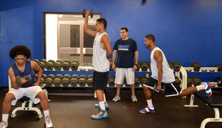 weight training academy