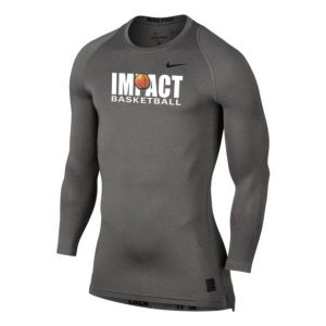 NIKE Compression Shirt - Long Sleeve