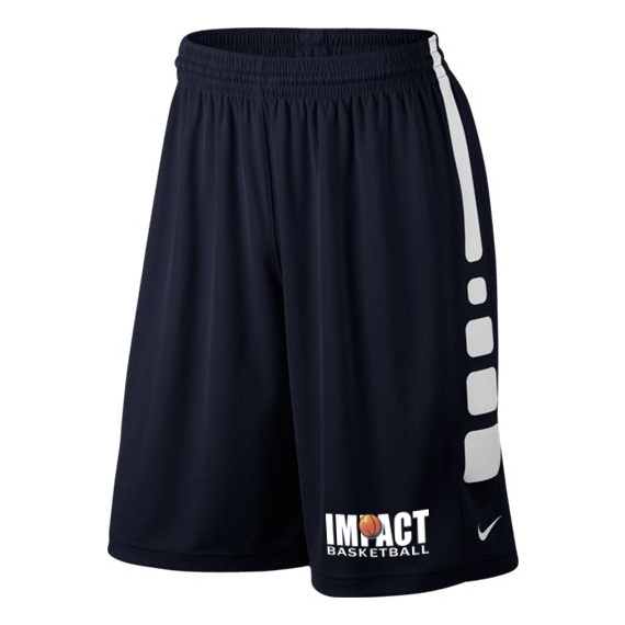 nike elite stripe shorts impact basketball